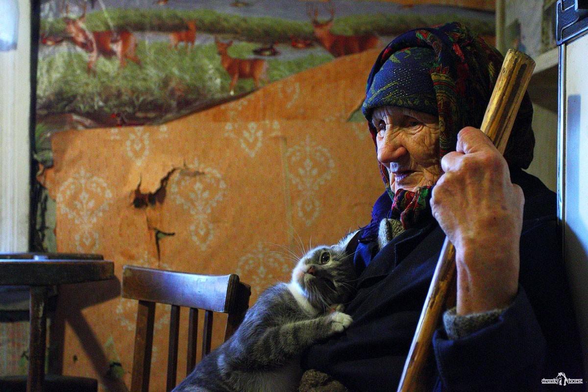 Быт русской деревни