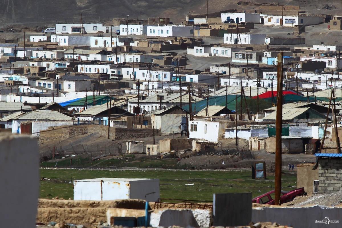 Мургаб. Памирский тракт. Таджикистан