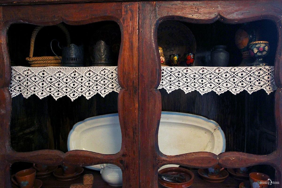 Оятская керамика. Село Алёховщина