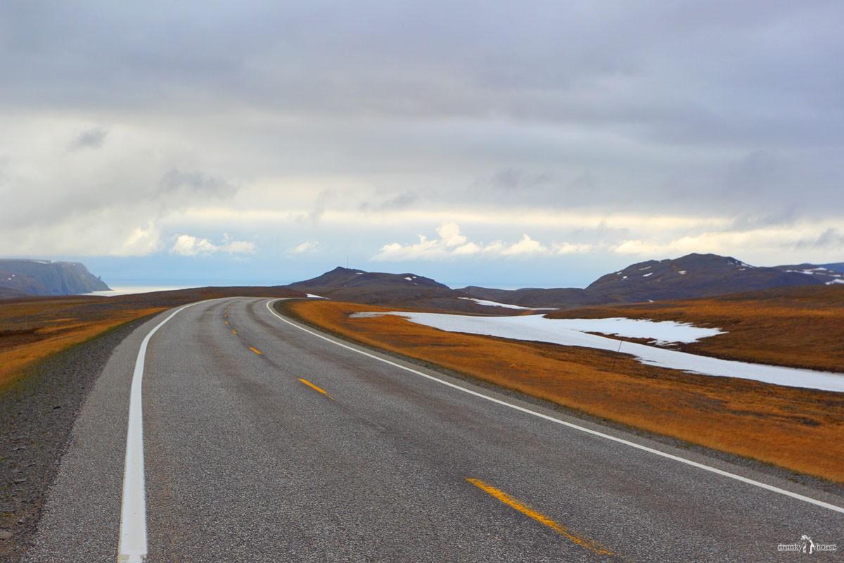 Норвегия. Путешествие на собственном авто. На горизонте - Северный Ледовитый океан