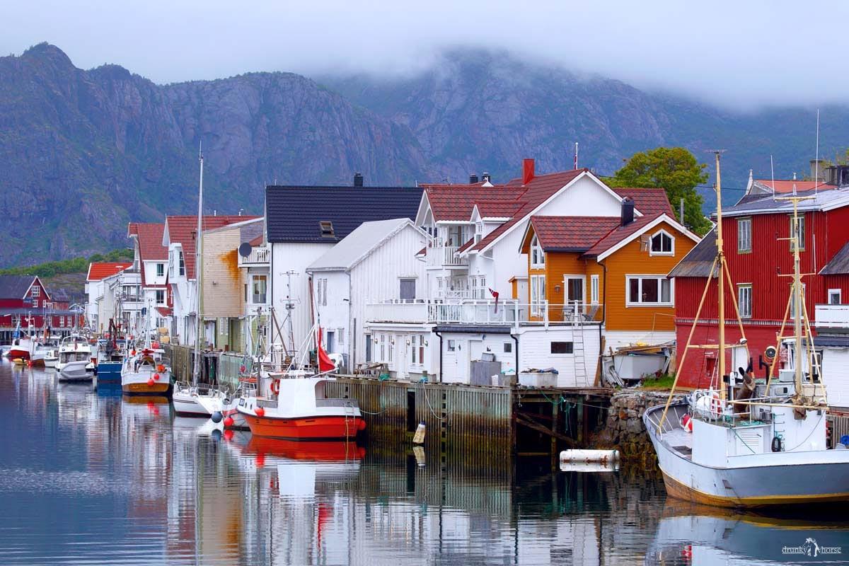 Норвегия. Лофотенские острова. На авто по Скандинавии