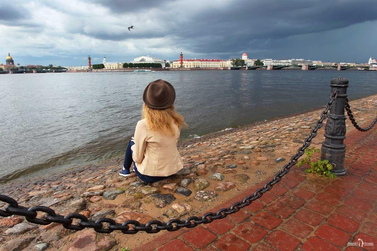 Петербург непарадно парадный